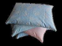 Подушка из гречневой шелухи 40х60см 100% хлопок