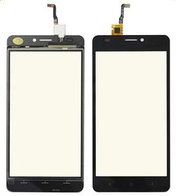 Сенсор (тачскрин) для Bravis A503 Joy Dual Sim черный