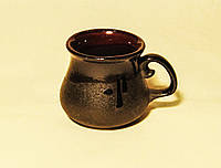Горнятко кавове чорне