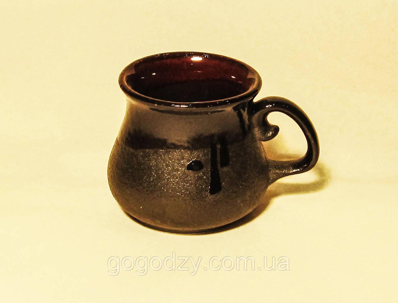 Горнятко кавове чорне, фото 1