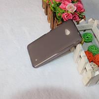TPU чехол для Microsoft Lumia 640 серый, фото 1