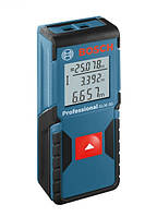 Лазерный дальномер рулетка Bosch GLM 30 Professional