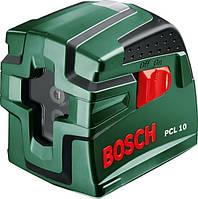 Лазерный уровень нивелир Bosch PCL 10 (0603008120)