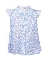 Блуза Gulliver baby 74-80 cm (11731GBC2201_White-Lblue)