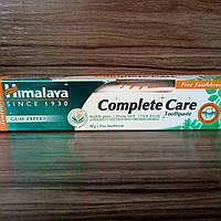 Зубная паста Комплексный уход, Complete Care Toothpaste Himalaya Herbals + зубная щётка, 80г, фото 1