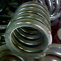 Пружины сжатия для горно-шахтного оборудования - Любые размеры и количества