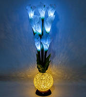 Ночник Каллы с LED-подсветкой LP-08. Светящиеся цветы