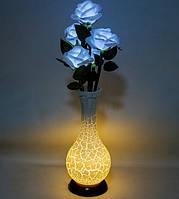 Ночник Букет роз с LED-подсветкой LP-07. Светящиеся цветы