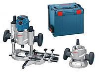 Универсальная фрезерная машина Bosch GMF 1600 CE Professional в L-Boxx (0601624002)