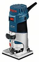 Кромочный фрезер Bosch GKF 600 Professional (060160A100)