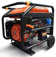 Генератор бензиновый Daewoo GDA 7500 E 6.5 кВт с электростартером