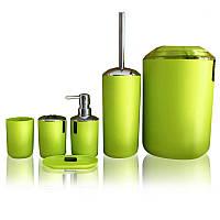 Набор аксессуаров для ванной комнаты Bathlux Green Leaves 70833 - 132205