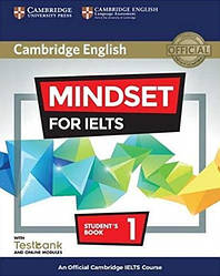 Mindset for IELTS 1 Student's Book with Testbank and Online Modules