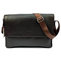 Мужской портфель кожаный Karya 0816-39 коричневый