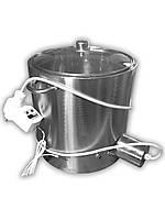 Сыроварня бытовая 10 литров Нержавейка