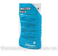 Комплексное удобрение Мастер (MASTER) 18.18.18.+3 Valagro 25 кг