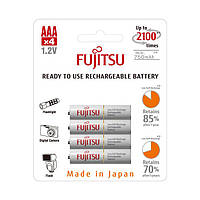 Аккумуляторы Fujitsu HR-4UTCEX 750 mAh AAA (4шт.)