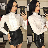 "Стильная блузка "" Поплин "" Dress Code, фото 1"