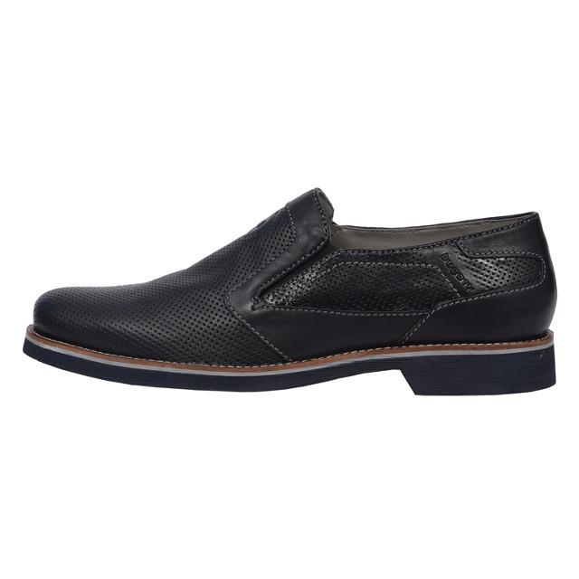 Туфлі чоловічі BUGATTI 4000 чорні, шкіряні
