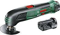 Аккумуляторный реноватор (многофункциональный инструмент) Bosch PMF 10,8 LI (2 аккумулятора) (0603101923)