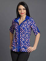Летняя рубашка женская