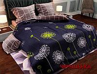 """Полуторный набор постельного белья 150*220 из Бязи """"Gold"""" №15525AB Черешенка™"""