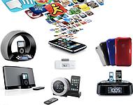 Мобільні телефони та комплектуючі