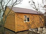 Дачний будинок 6м х 6м - багато варіантів!, фото 2