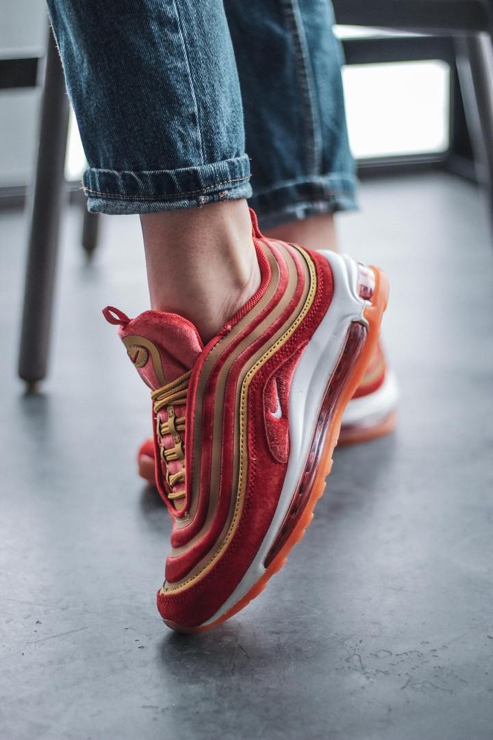 Жіночі кросівки Nike Air Max 97 Dusty Peach, Репліка