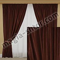 Комплект готовых штор. Софт. Турция, фото 1