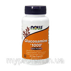NOW Глюкозамин Glucosamine 1000 (60 caps)