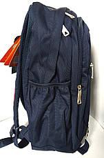Рюкзак YES 557779 CA 178 Cambridge темно-синий, фото 3