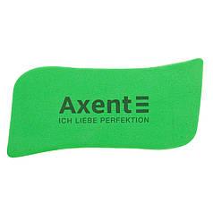 Губка для дощок Axent Wave Зелений 9805