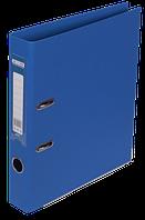 """Регистратор двухсторонний """"ELITE"""" BUROMAX, А4, ширина торца 50 мм, синий"""