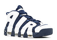 Кросівки Nike Air More Uptempo Deep Blue White