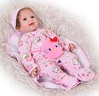 Лялька Alya Reborn Doll 55 см (1391-R), фото 1