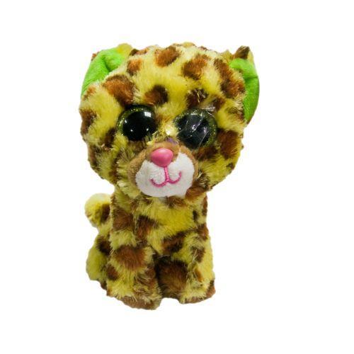 Мягкая игрушка «Глазастик: Кот», маленькая (желтая) C33959