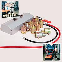 Набор для восстановления газомасляных амортизаторов 10 насадок A-Profi (Украина), фото 1