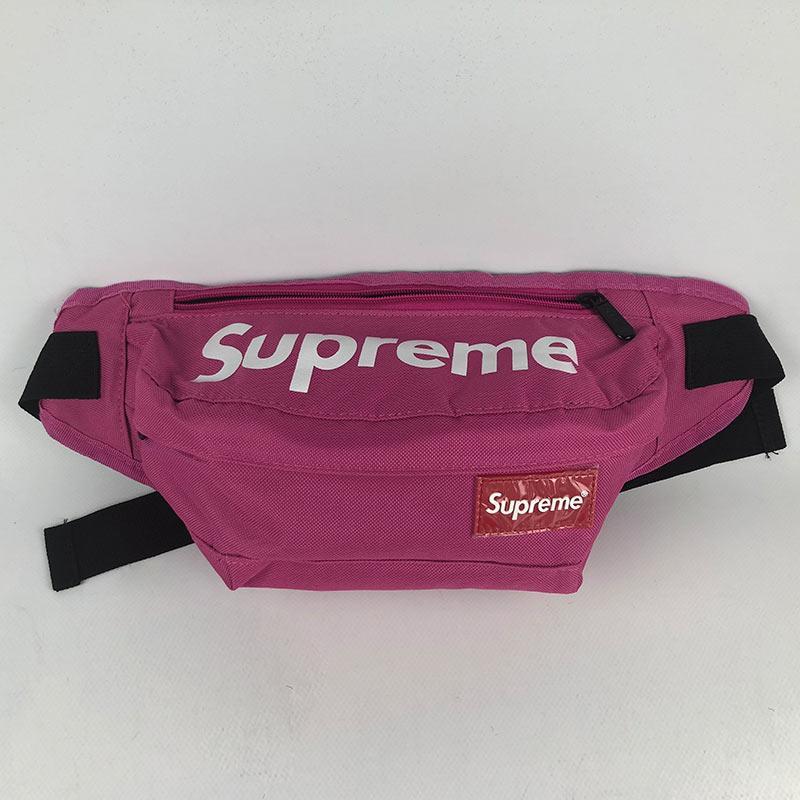 Поясная сумка (Бананка) МК-1064 Розовая Р1