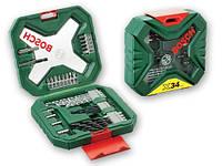 Набор сверл и бит Bosch X-Line Classic 34 шт. (2607010608)