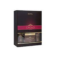 Подарочный набор по уходу за волосами ESTEL CHOCOLATIER CRIOLLO