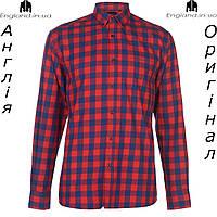 9f290d0ca94 Рубашка в клетку мужская Pierre Cardin из Англии - на короткий рукав