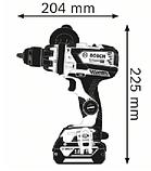 Аккумуляторная дрель-шуруповерт Bosch GSR 18V-85 C Professional, фото 2