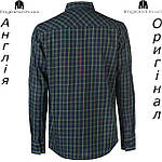 Рубашка в клетку мужская Pierre Cardin из Англии - на длинный рукав, фото 2