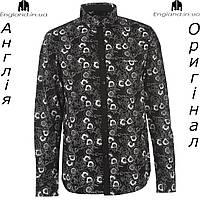 Рубашка мужская Pierre Cardin из Англии - на длинный рукав