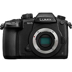 Фотоаппарат Panasonic Lumix DC-GH5