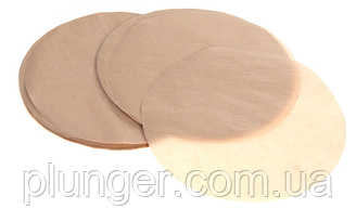 Пергамент для выпечки круглый 30 см (от 1000шт)