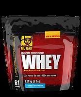 Сывороточный протеин PVL - Mutant Whey (2270 грамм)