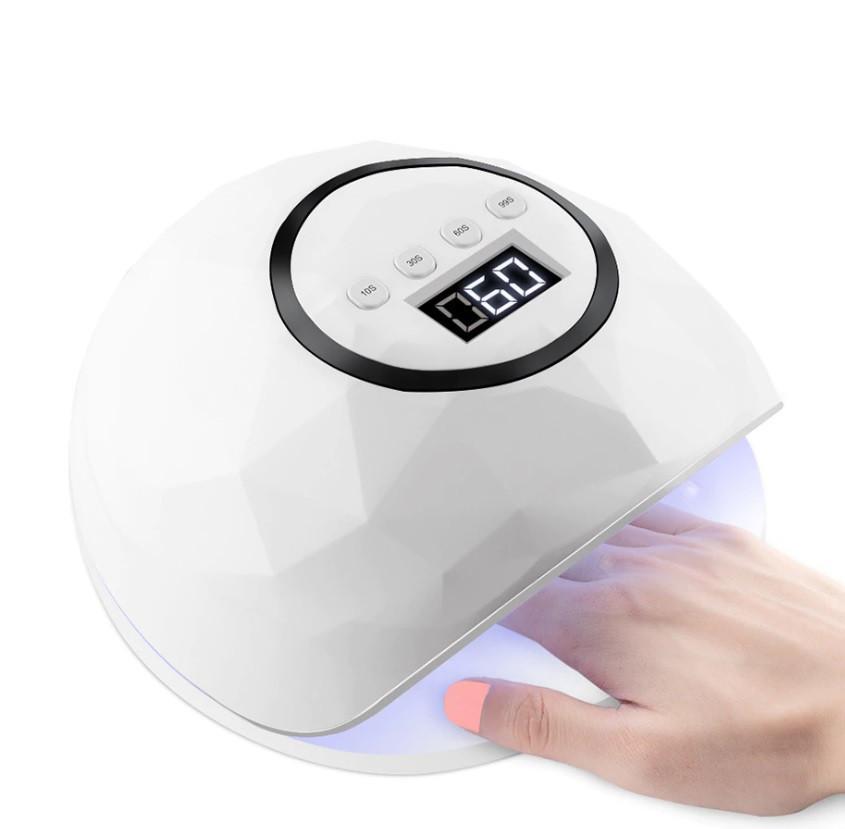 Лампа для сушки гель-лака F6 86W UV/LED
