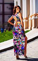Сарафан в ярких,красочных расцветках 08116, фото 1